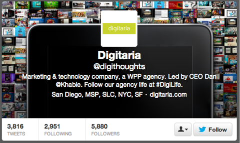 digitaria on twitter