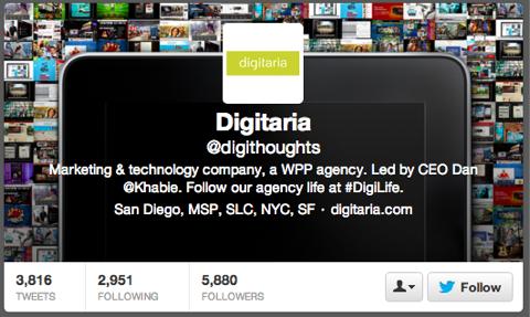 digitaria on twitter