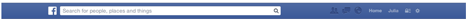 facebook graph search search bar