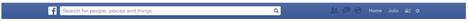facebook graph search search bar