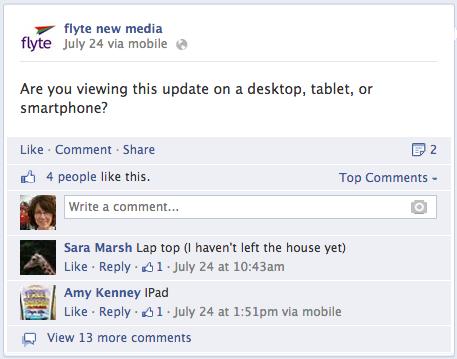 flyte facebook