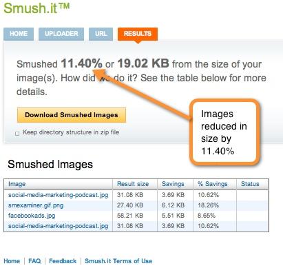 smush it image reducer