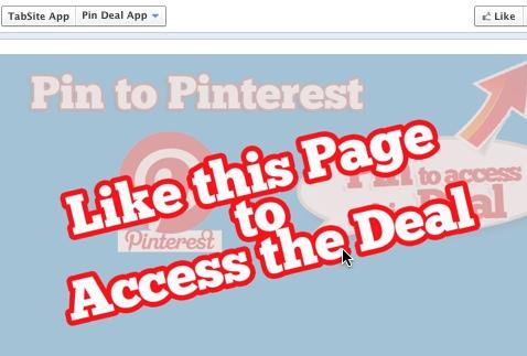 tabsite custom facebook tab tool