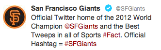 giants twitter hashtag