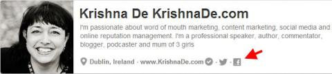 connect your twitter and facebook accounts to pinterest
