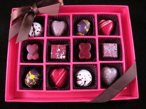 chocolate for breakfast truffles