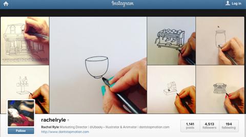 rachel ryle on instagram