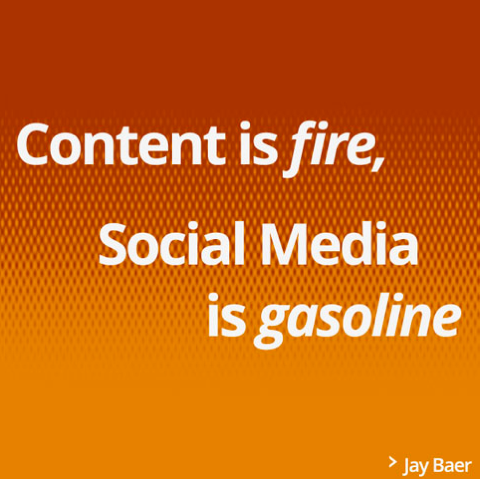content is fire