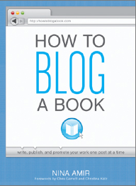 How to make a book out of a blog
