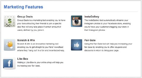 storeya marketing features