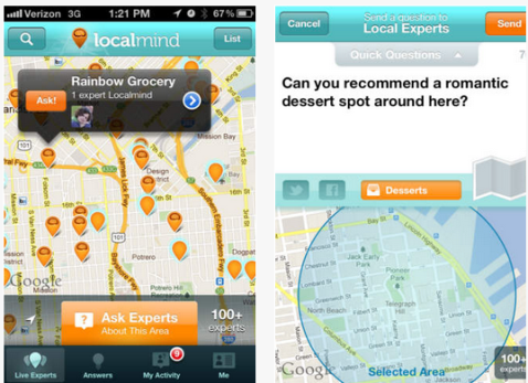 local mind mobile app