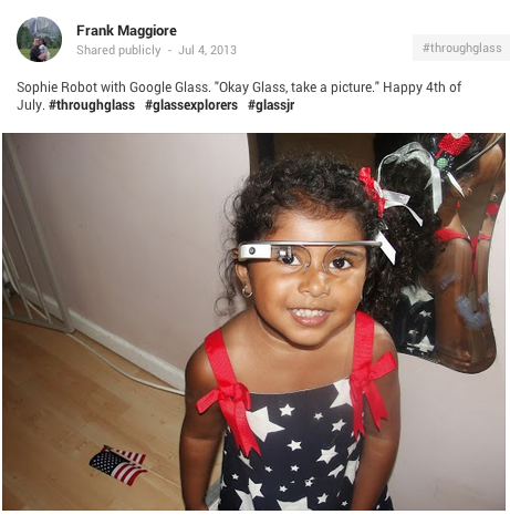 google glass submission 2