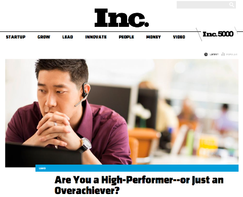 inc com homepage