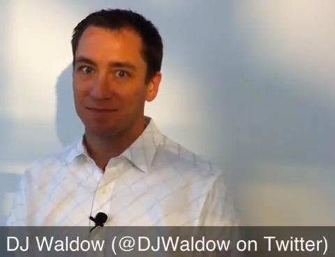 dj waldow interview image