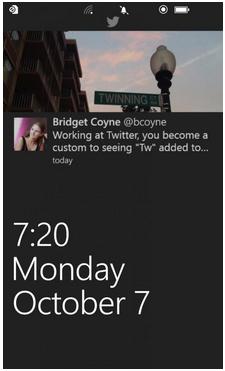 Twitter Mobile Windows Update