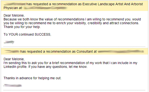professional recommendation approach