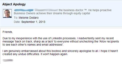 honest apology example