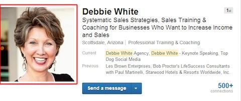 professional profile image