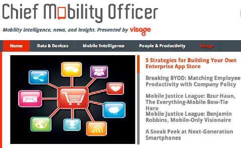 chief mobility officer