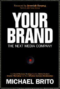 michael brito your brand book