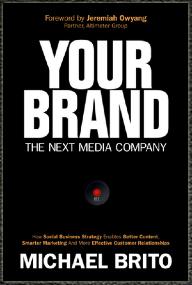 michael brito your brand book