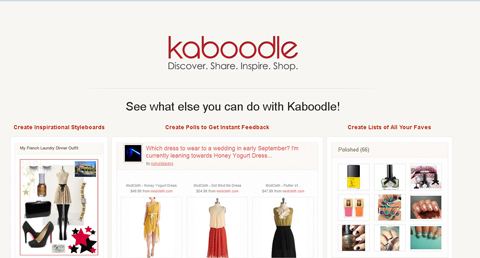 kaboodle network