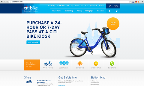 citi bike desktop