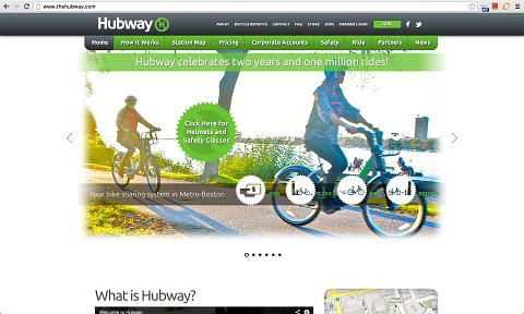 hubway desktop