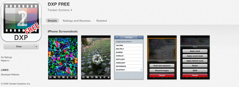 dxp free app