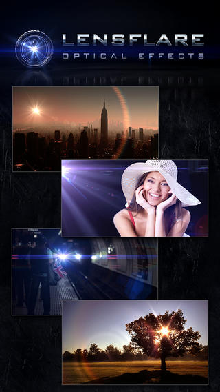 lensflare effect