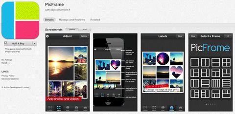 picframe app