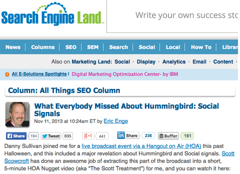 what everybody missed about hummingbird