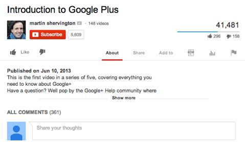 martin shervington youtube