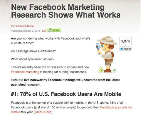 Facebook-Forschung