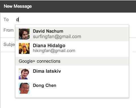 Google Mail Google + E-Mails