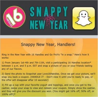 16-handles-snap-chat-