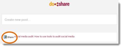 doshare webpage share
