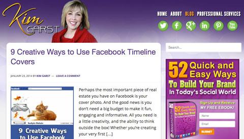 boom social blog