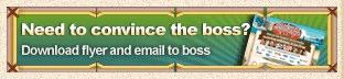 convince the boss box