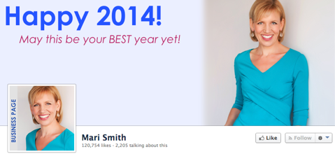 mari smith fan page