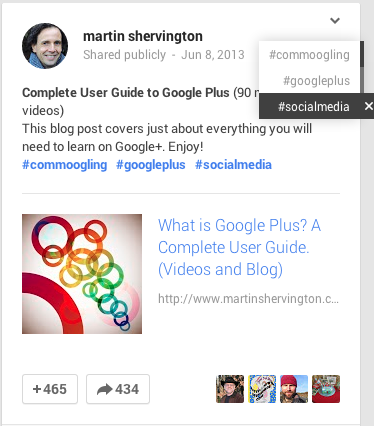 How to Encourage Google+ Fans to Share Your Content