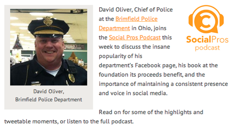 socialpros brimfield police episode