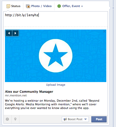 facebook debugged story