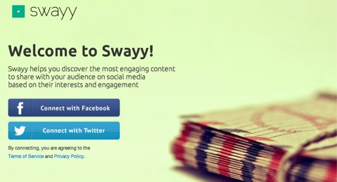 swayy home page