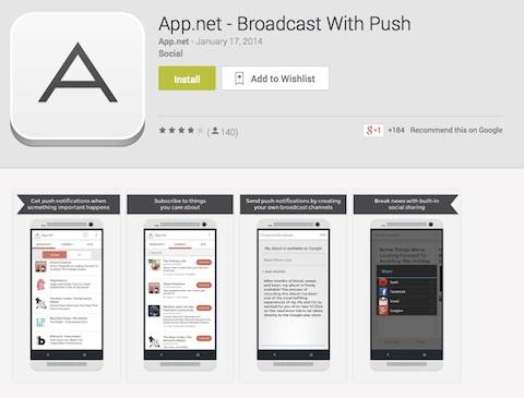 appnet app