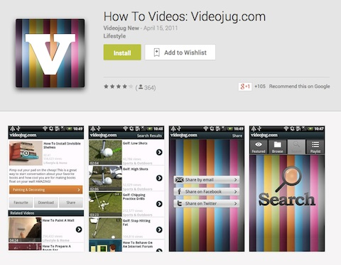 how to videos app