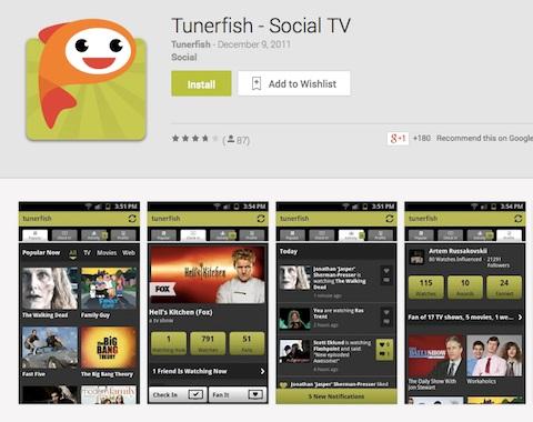 tunerfish app
