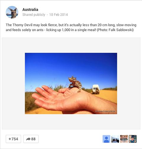 tourism australia image