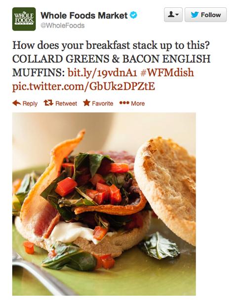 whole foods breakfast sandwich