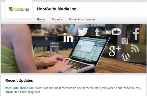 hootsuite updates